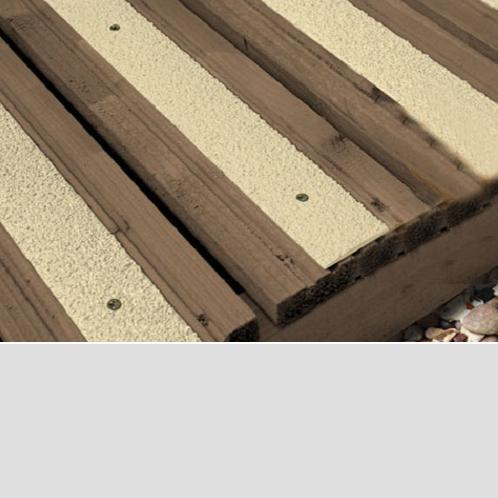 FloorSafety50mmBeigeAntiSlipDeckingStrips